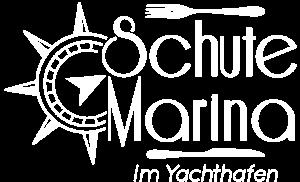 Logo Schute Marina Weiss